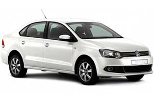 volkswagen polo white
