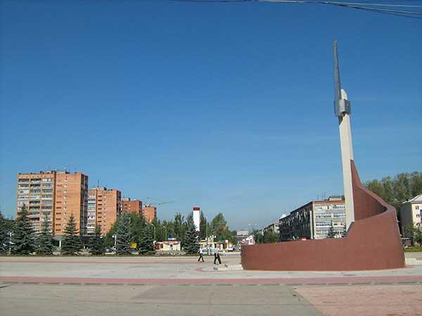 KSTOVO city